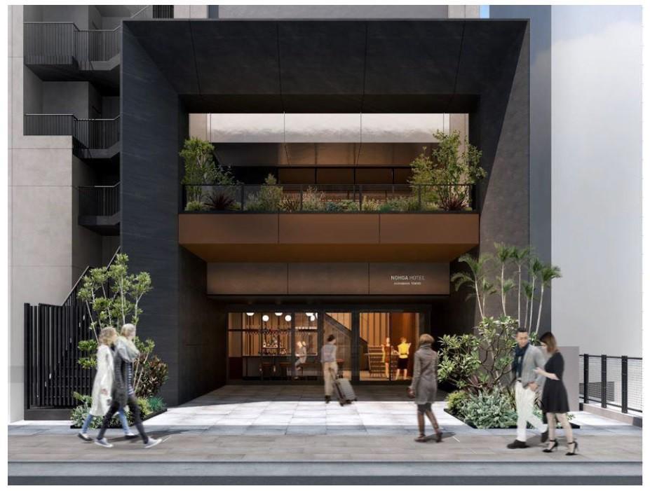 「NOHGA HOTEL AKIHABARA TOKYO(ノーガホテル秋葉原東京)」イメージ