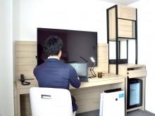 JR東日本、駅ナカシェアオフィスに秋葉原など「ホテルメッツ」5施設追加