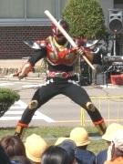 秋田ご当地ヒーローがイベント運営会社「正義の味方」設立