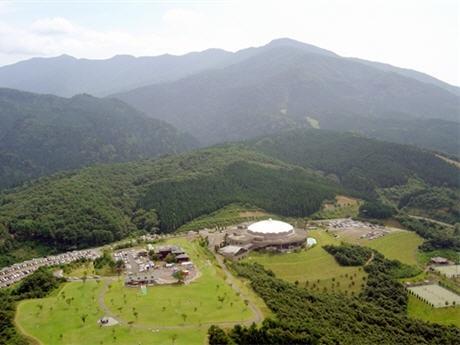 秋田市北東部に位置する太平山の裾野を活用した「秋田市太平山リゾート公園」