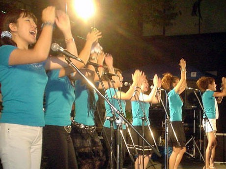 今年で5年目を迎える秋田で最大級のストリート音楽祭「ザ・パワーオブミュージックフロムアキタ(PMA)」