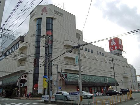 4月13日、29年の歴史に幕を閉じた秋田市大町の「秋田ニューシティ」