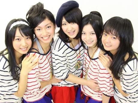 秋田在住の少女アイドルグループ「pramo(プラモ)」