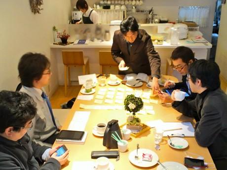 秋田県内でも活発化するIT技術者の交流会(写真は「Akita.m」の皆さん)