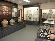 秋田市の地蔵田遺跡「弥生っこ村」に開館する出土品展示施設