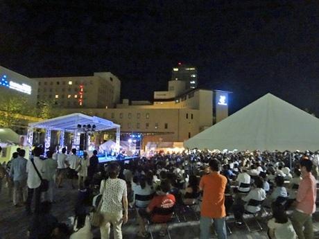 「アキタミュージックフェスティバル」の様子(昨年)