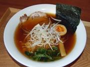 秋田の雑貨カフェに「しょうゆラーメン」-洋食シェフが考案