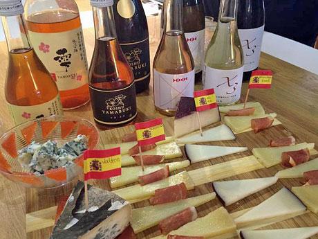 チーズなどに合うことから、フランスやロンドンなどEU諸国を中心に注目を集める「熟成古酒」
