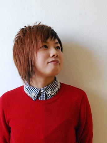 秋田市在住の舞台俳優・ゴトウモエさん