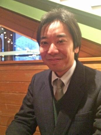 日本青年会議所秋田ブロック協議会でJC運動実践委員会委員長を務める細谷太郎さん