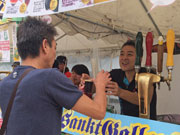 秋田で「地ビール」フェス 「湘南ビール」など人気