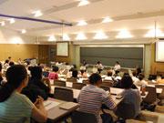 秋田で「地域型アートプロジェクト」の評価基準考えるシンポ