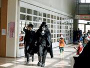 秋田の老人福祉施設で「鬼ごっこ×謎解き」ゲームイベント
