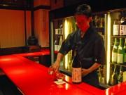 秋田駅前に地酒バー「とっぴんぱらりのぷ」 人気飲食レビュアーが監修