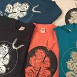 「読書の鬼」Tシャツ、読書ファンから注目 秋田のTシャツ専門店が制作、通販開始