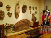 秋田で「アマゾン民族館の至宝展」 閉館博物館のコレクション保存呼び掛け