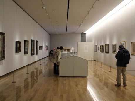 秋田県立美術館(秋田市中通1)で開催中の企画展「平野政吉の夢」