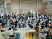 秋田で「オーガニックフェスタ」 生産者が有機野菜の量り売りなど多彩に