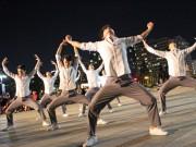 秋田で屋外ダンスイベント 韓国「モダンテーブル」新作の国内初演も