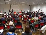 秋田で「地域とアート」題材のシンポジウム 「地域芸術祭ブーム」後を考える