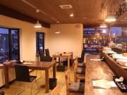 秋田・南大通りにバル「キリン食堂」 イタリアンと和食メニューそろえ