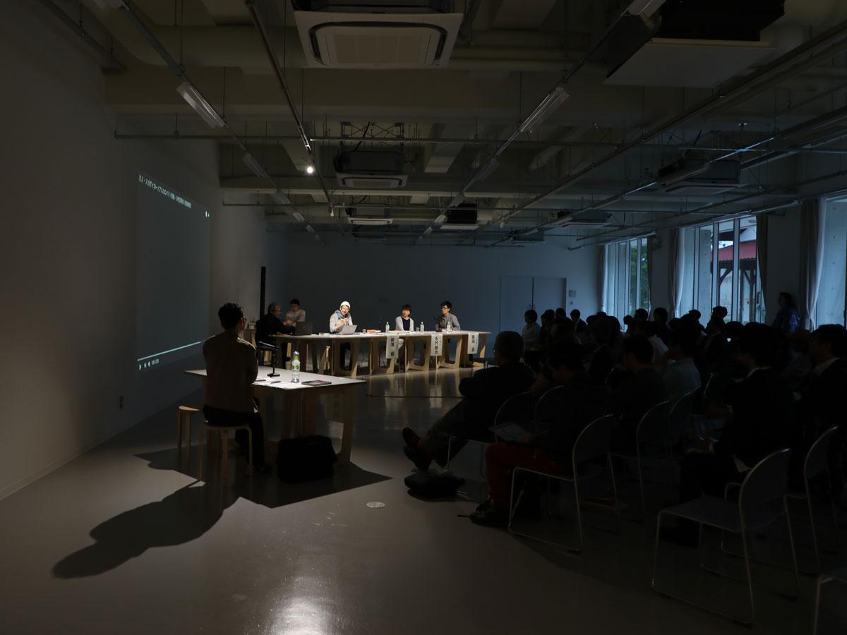 「AKIBI plus 2017~辺境芸術編集会議」(写真は2017年6月)