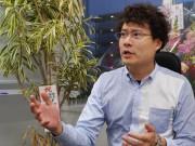 秋田の新会社社長が飲酒座談会 ヒーロープロデューサー海老名さん迎え