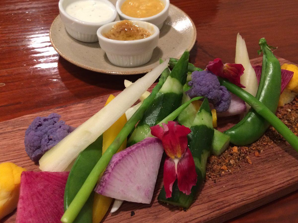 秋田県産野菜を中心に使う「山王デリカテッセン」メニュー