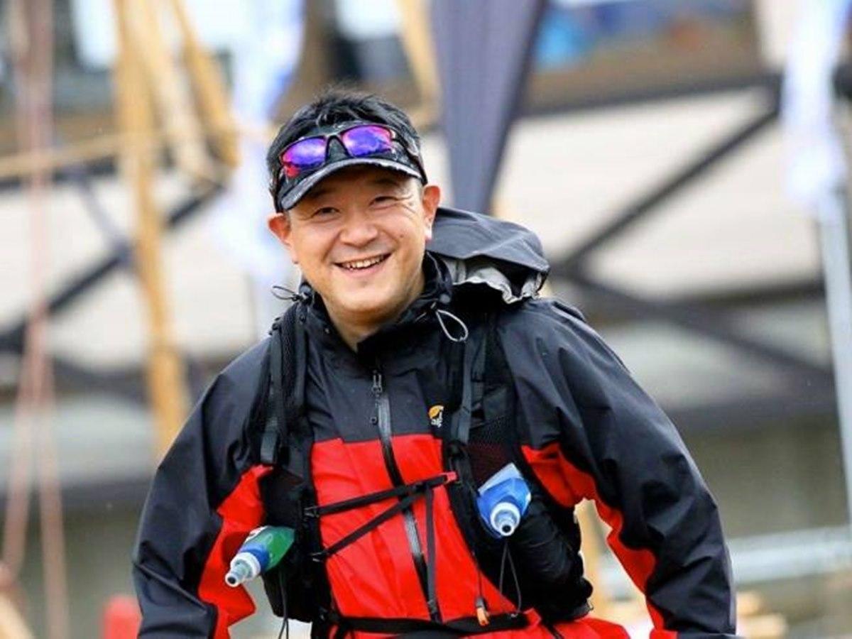 「タイムラリーマラソン」市民ランナーの青井智さん