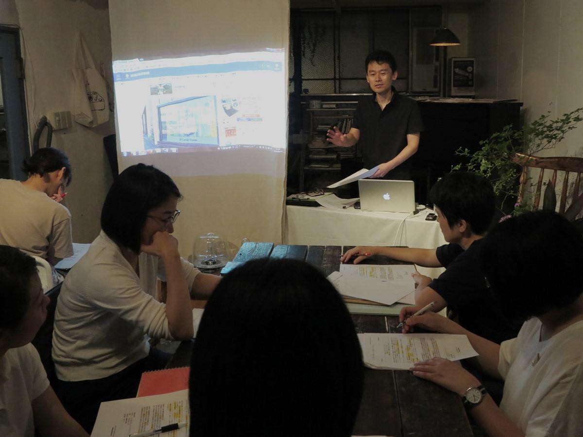 秋田市内で開講中の文章講座「リバーサイド・ライティングゼミナール」