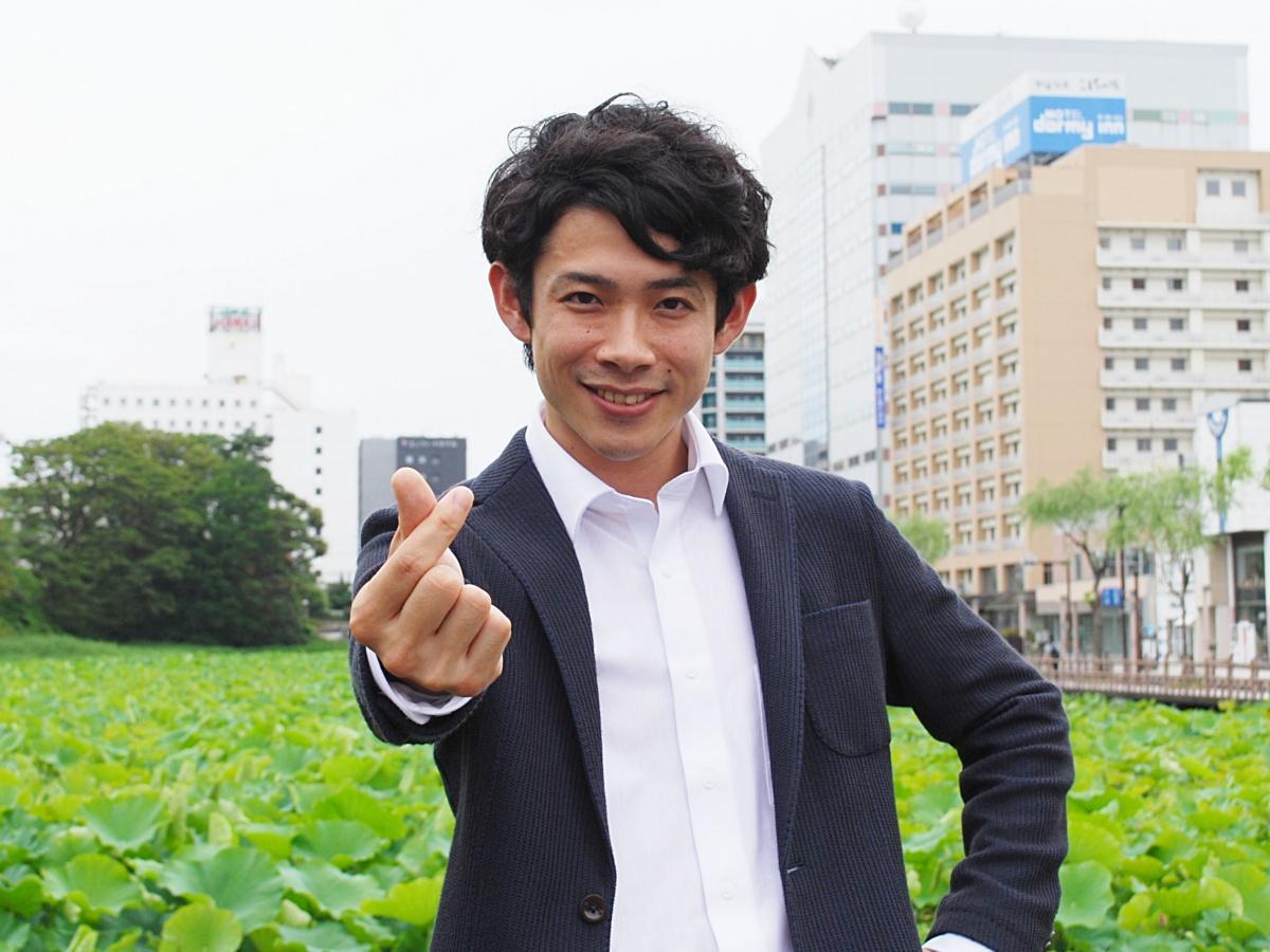 外国人労働者の生活を支える仕組みの必要を訴える秋田市出身の利部真太朗さん