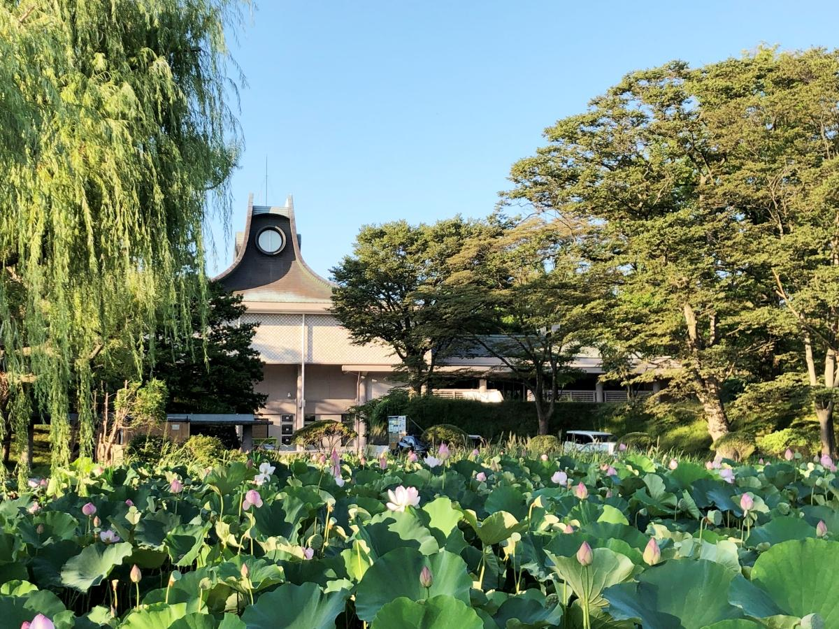 来春オープン予定の「秋田市文化創造館」