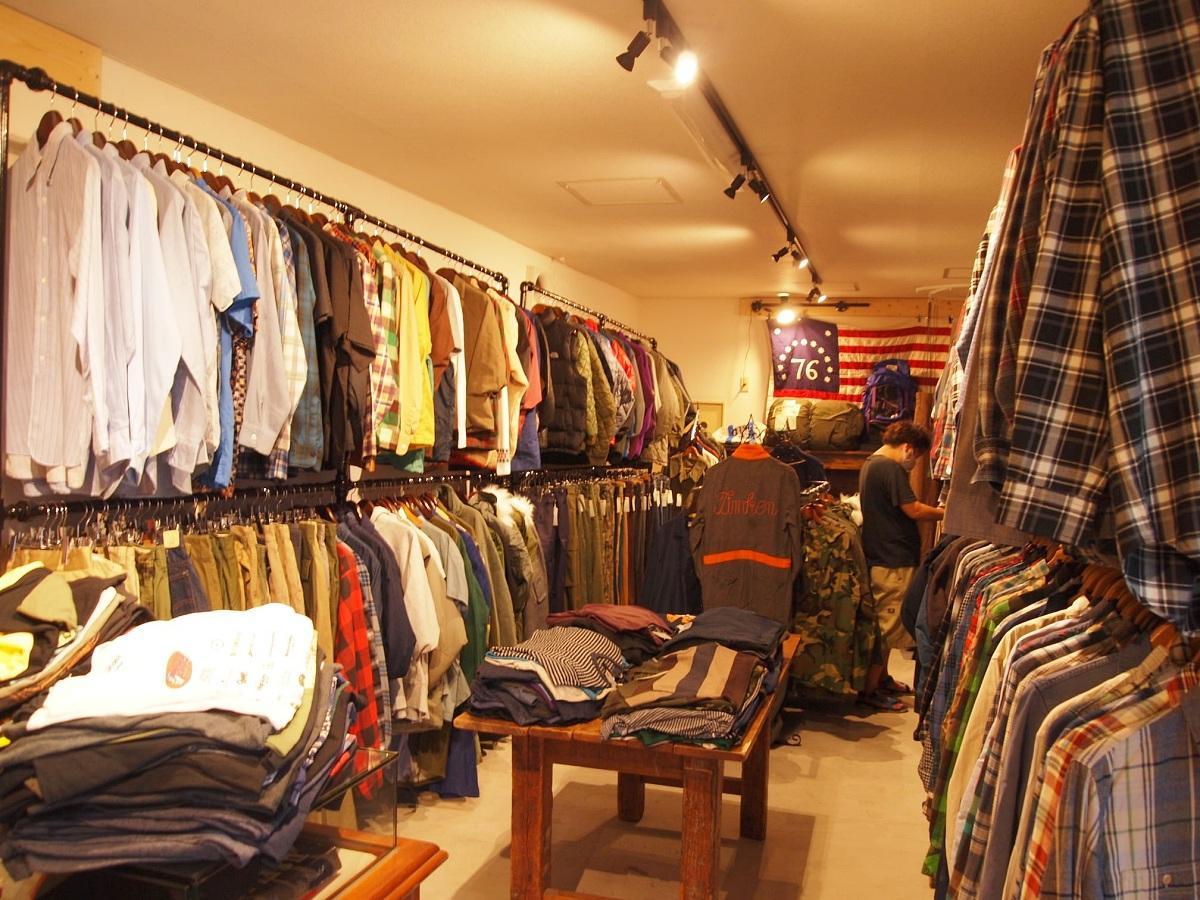 秋田市に復活オープンした古着専門店「gallant-doo(ギャランドゥー)」