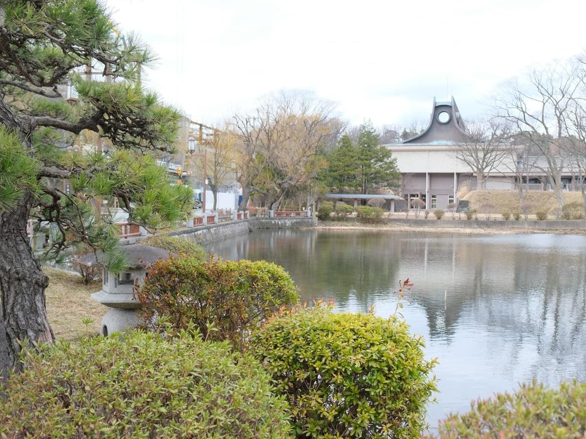 秋田市千秋公園前にオープンする「秋田市文化創造館」
