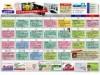 秋田の「社会活動カレンダー」が100号 毎月30件のイベント伝える