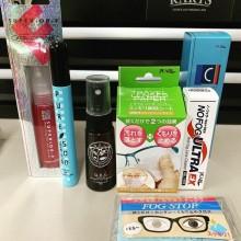 秋田で眼鏡レンズの「くもり止め」が人気に マスク着用者増で