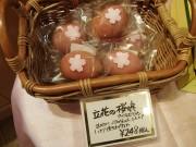 尼崎の春限定スイーツ「立花の桜娘」 桜の見頃過ぎても人気続く