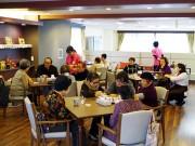 尼崎に新型デイサービス施設 食事リハと運動リハを融合