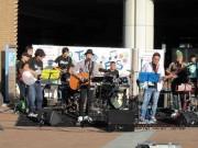 尼崎で「テトテトフェス」 障がい有無の枠超え、音楽やファッション自由に表現