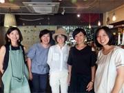 尼崎のカフェでワークショップイベント 女性クリエーターチームが企画