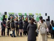 尼崎の森で「森市祭」 森作り拠点でグルメやお笑いステージ