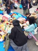 尼崎で子どもたちが遊びながら防災訓練 中高生が運営スタッフで活躍