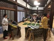 「あまがさき城下町フェスティバル」今年も 尼崎城巡りまちに一体感