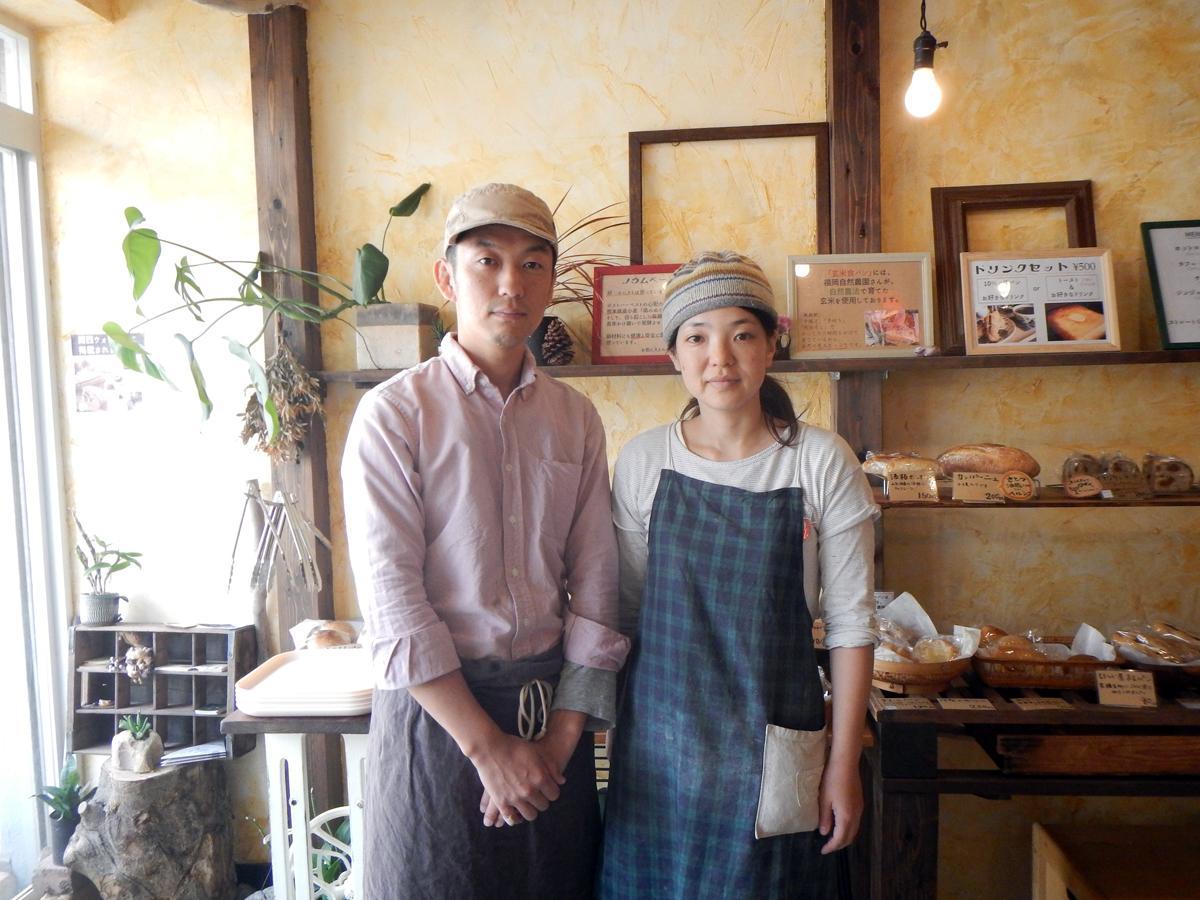 佐野さんとシェフの智子さん