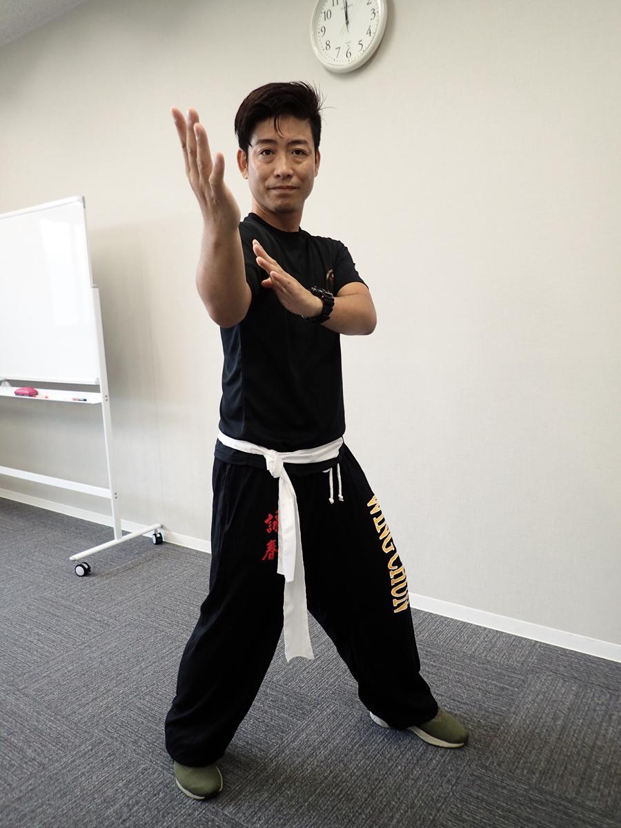 「いつか門下生たちと共に、尼崎城で演武会をやってみたい」と堀川さん