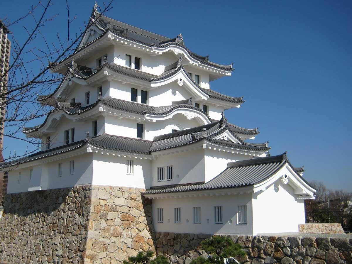 会場となる尼崎城