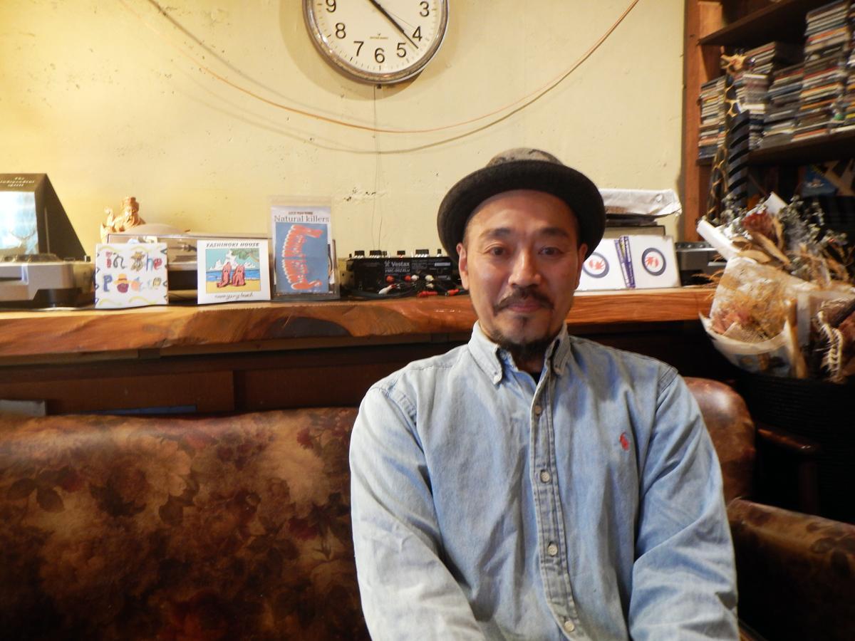 代表の早川さん