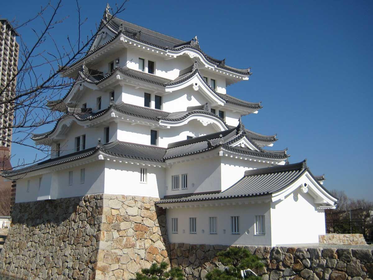 3月15日まで臨時休館となる尼崎城