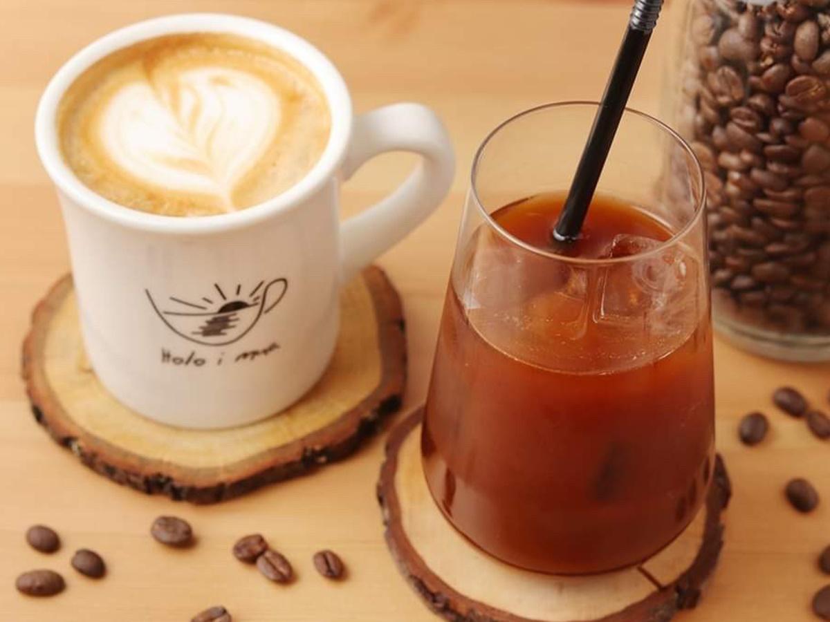 「ホロイムア・パス」利用でホットコーヒーが350円から175円に。半額はドリンク全メニュー対象で、1日何杯でも注文可能