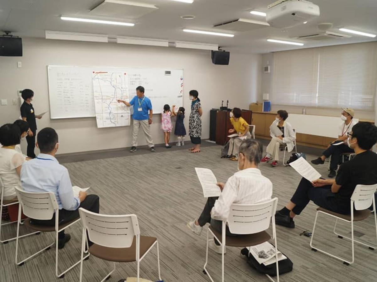武庫地区では、地域について考えるワークショップなどが盛んに行われている(過去イベントの様子)